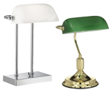 Bankers Lamps And Desk Lamps