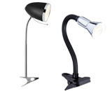 Clip On Desk Lamps and Reading Lamps