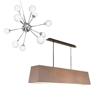 Modern And Contemporary Ceiling Lights
