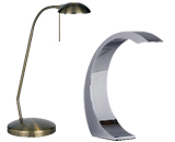 Touch Operated Desk Lamps