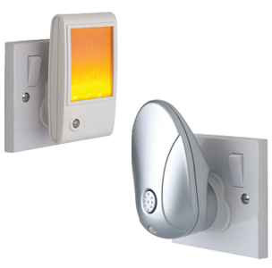 LED Plug In Wall Night Lights