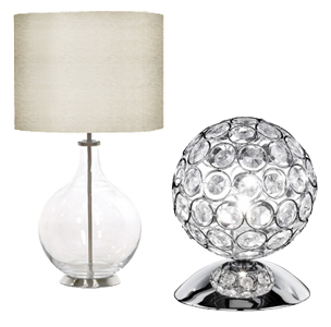 Table Lamps The Range