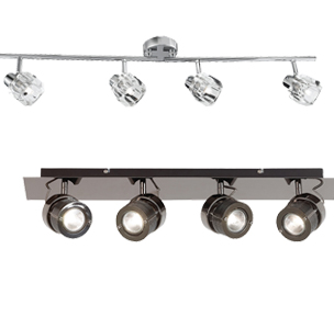 Four Bar Spot Lights