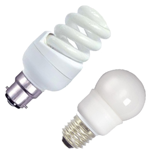 Low Energy And Energy Efficient Bulbs