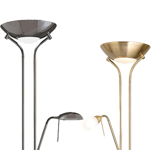Floor lamps from easy lighting mother and child floor lamps aloadofball Choice Image