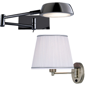 Swing Arm Wall Lights