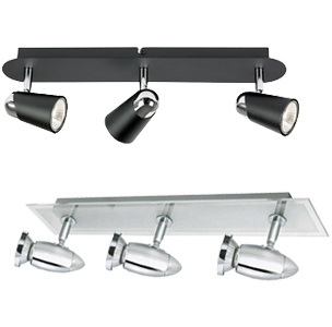 Three Bar Spot Lights