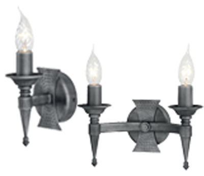 Ironwork Wall Lights