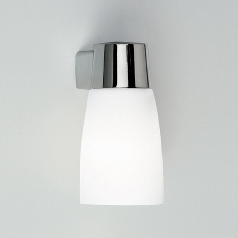 Cuba Wall Light Chrome : Astro Anton IP44 Bathroom Wall Light, Polished Chrome - 0507 from Easy Lighting