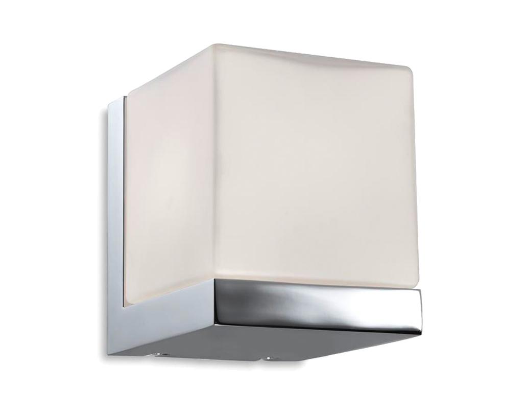 Wall Light Glass Diffuser : Leds C4 Orion IP44 LED Bathroom Wall Light, Polished Chrome & Opal Glass Diffuser - 05-1410-21 ...