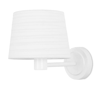 Leds C4 Michigan Wall Light, Bright White Finish - 05-2757-14-82