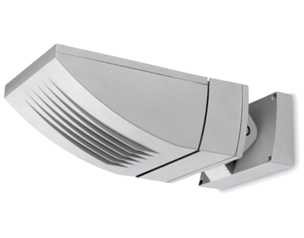 Leds C4 Pompeya Outdoor Wall Light, Light Grey Finish With Glass Diffuser - 05-9254-34-37