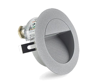 Leds C4 u0027Micenasu0027 IP65 1.5w LED Outdoor LED Recessed Wall Light Grey  sc 1 st  Easy Lighting & Outdoor Recessed Wall Lights from Easy Lighting