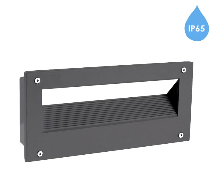 Leds C4 'Micenas' IP65 Outdoor LED Recessed Brick Wall