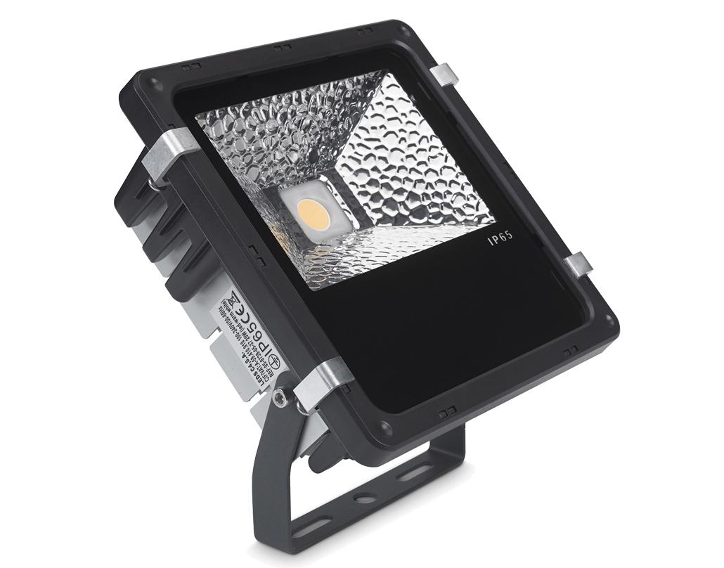 leds c4 39 april 39 ip65 led adjustable twin outdoor spotlight urban grey finish 05 9896 z5 cl. Black Bedroom Furniture Sets. Home Design Ideas