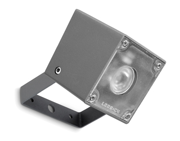 Leds C4 Cube 61 Degrees 2.1W 3000K LED Spotlight, Urban Grey Finish - 05-9992-Z5-CL