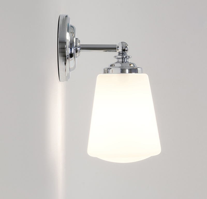 Astro 39 Anton 39 Ip44 Bathroom Wall Light Polished Chrome 0507 From Easy Lighting