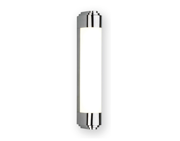 Astro Belgravia 400 Bathroom Wall Light, Polished Chrome Finish - 0514