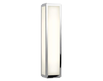 Astro Mashiko 360 Bathroom Wall Light, Polished Chrome Finish - 0550