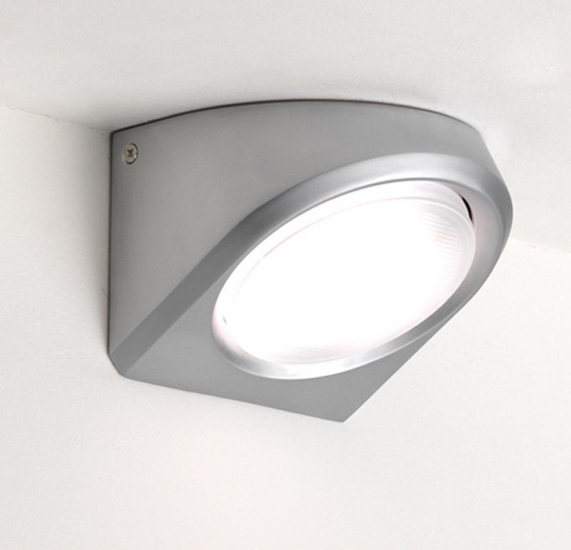 Astro Bressa IP20 Interior Wall Light, Satin Chrome - 0582 from Easy Lighting