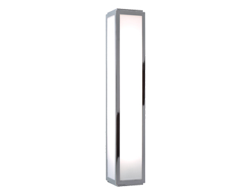 Astro Mashiko 500 Bathroom Wall Light, Polished Chrome Finish - 0583