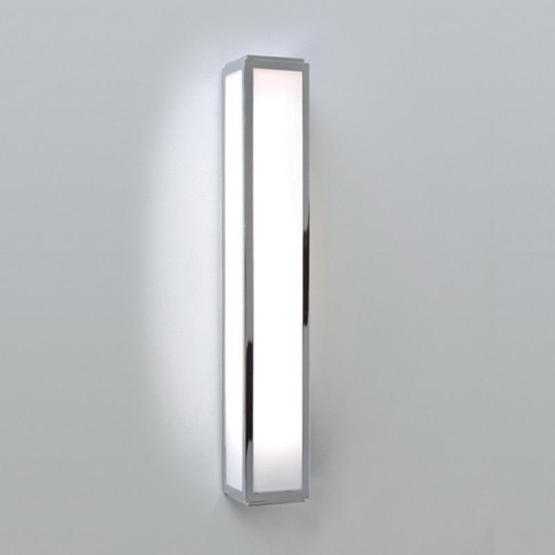 modern bathroom lighting illuminating experiences ledra. astro u0027mashiko 500u0027 ip44 bathroom wall light polished chrome 0583 modern lighting illuminating experiences ledra