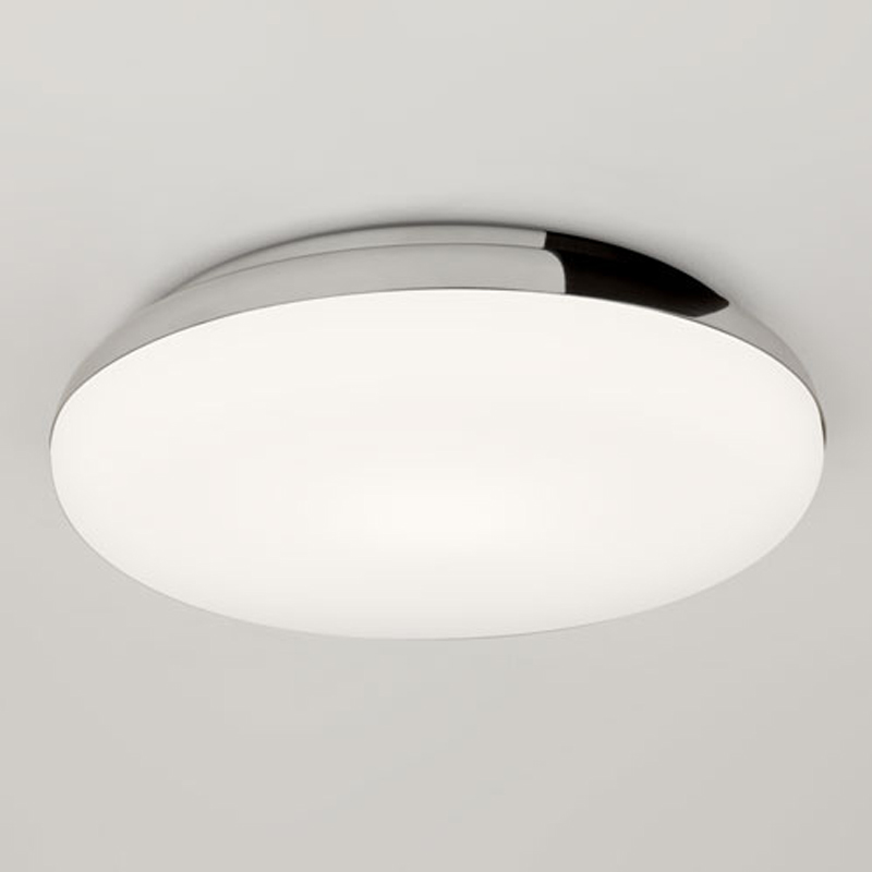 Perfect Astro U0027Alteau0027 IP44 Bathroom Ceiling Light, Polished Chrome   0586