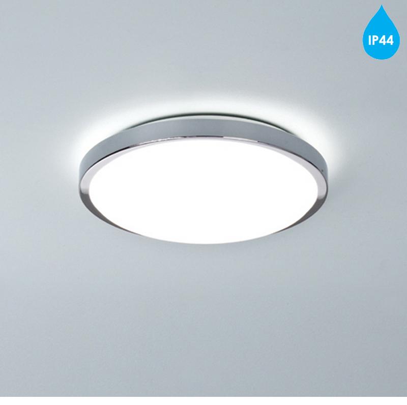astro 39 denia 39 ip44 bathroom flush ceiling wall light polished chrome