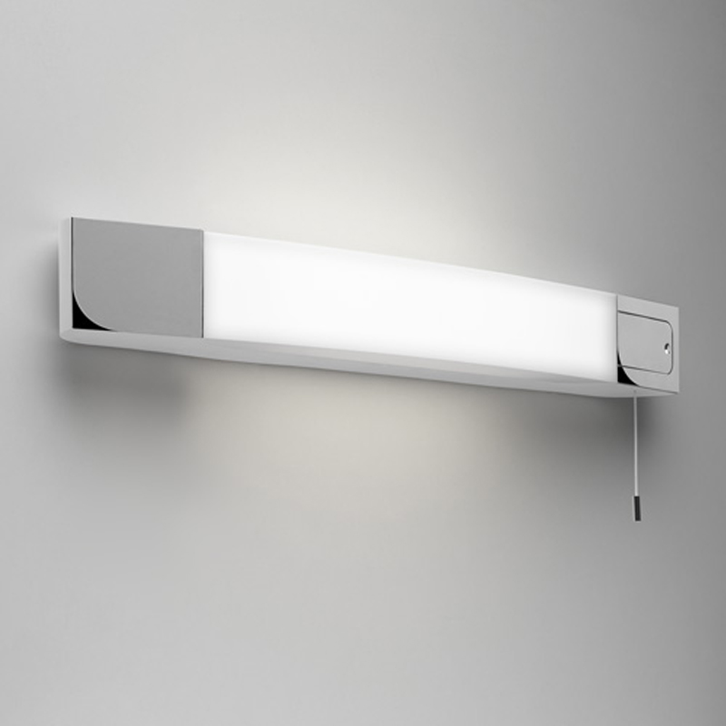 Astro U0027ixtra Ip44 Bathroom Wall Light Polished Chrome