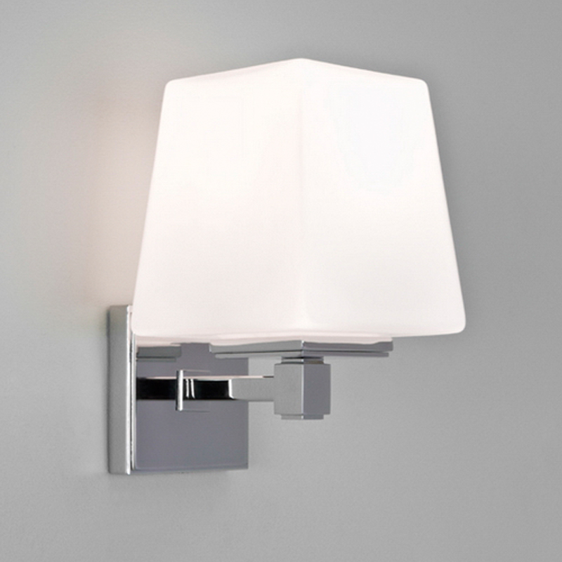 Astro Noventa IP44 Bathroom Wall Light Polished Chrome