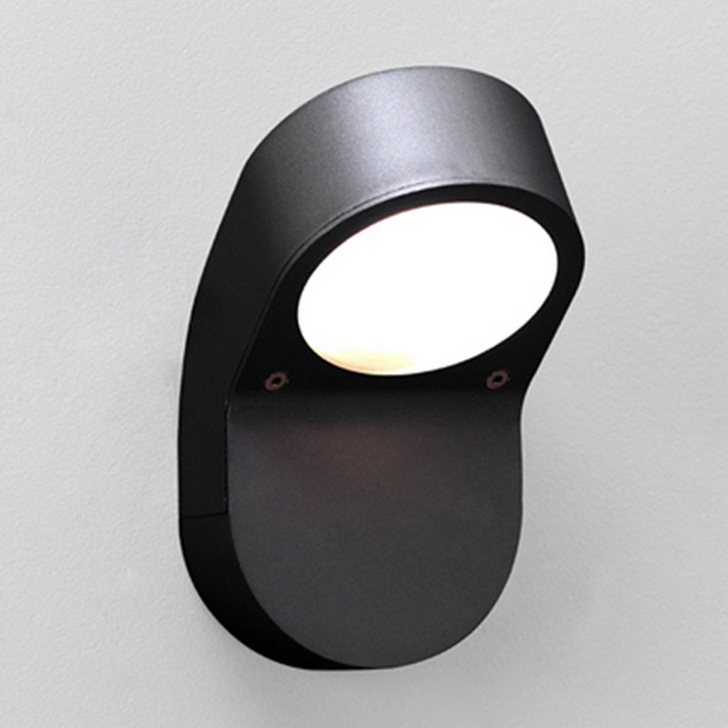 Outdoor up and down wall lights from easy lighting astro soprano ip44 outdoor wall light black 0675 aloadofball Images