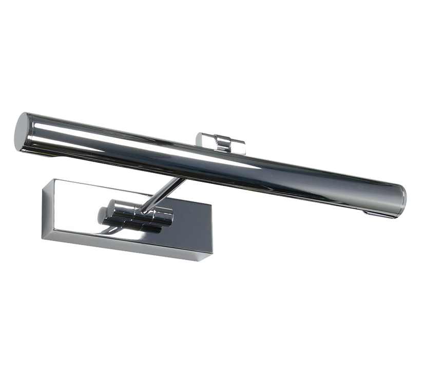 Astro Goya 365 Interior Picture Light, Polished Chrome Finish - 0700 None