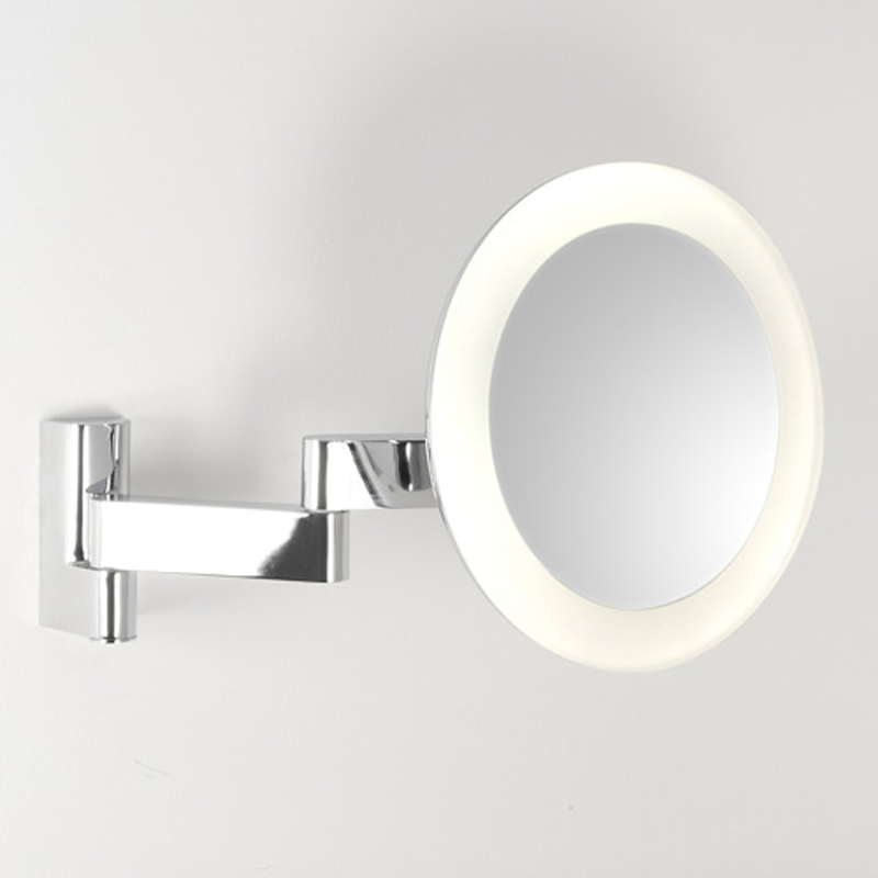 Bathroom Mirror Magnifying bathroom magnifying mirror | ira design