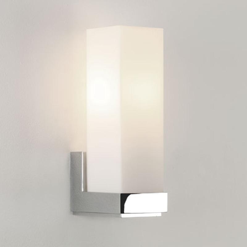 Astro Taketa IP44 Bathroom Wall Light Polished Chrome