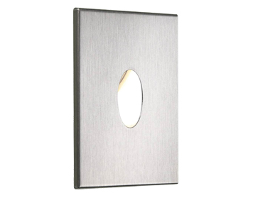 Astro Tango 3000K Square LED Wall Light, Stainless Steel Finish - 0826