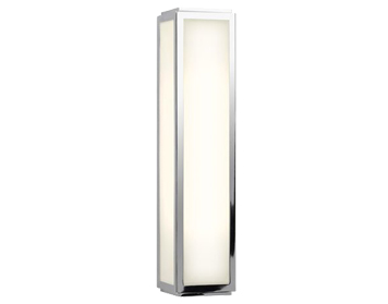 Astro Mashiko Classic 360 Bathroom Wall Light, Polished Chrome Finish - 0845
