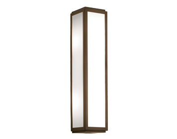 Astro Mashiko Classic 360 Bathroom Wall Light, Bronze Finish - 0877