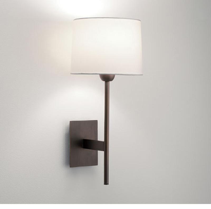 Astro Lloyd IP20 Interior Wall Light, Bronze - 0922 from Easy Lighting