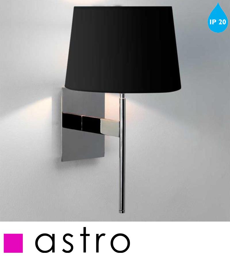 Astro Lighting 0940 San Marino Solo Wall Light In Bronze: ASTRO 'SAN MARINO SOLO' IP20 INTERIOR WALL LIGHT, POLISHED
