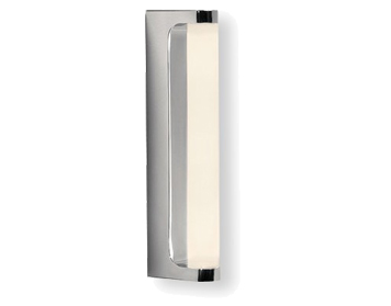 Astro Avola LED Bathroom Wall Light, Polished Chrome Finish - 0962