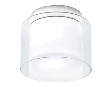Astro Arezzo Ceiling Bathroom Ceiling Light, Polished Chrome Finish - 0963