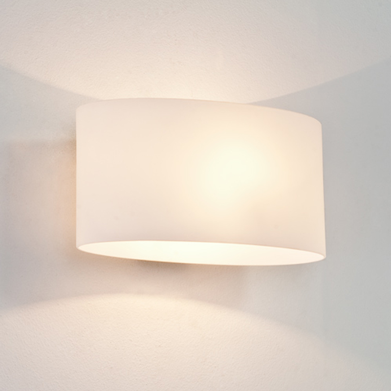 Switched Plaster Wall Lights : Astro Tokyo Switched IP20 Wall Light, Polished Chrome - 0569 from Easy Lighting
