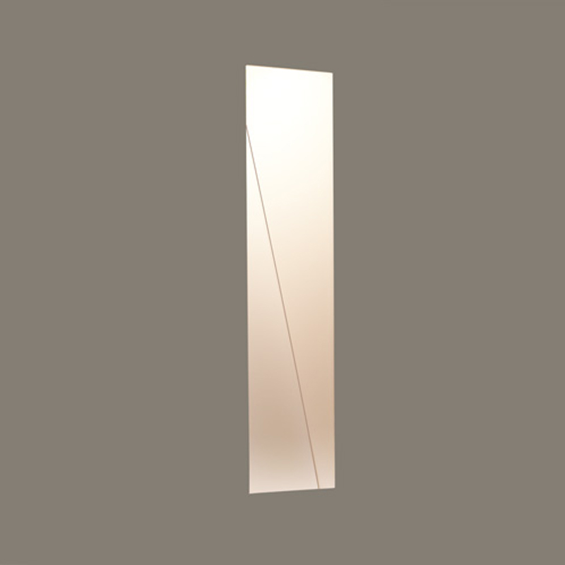 Astro Borgo Trimless 35 LED 2700k Recessed Wall Light, White Finish - 7533