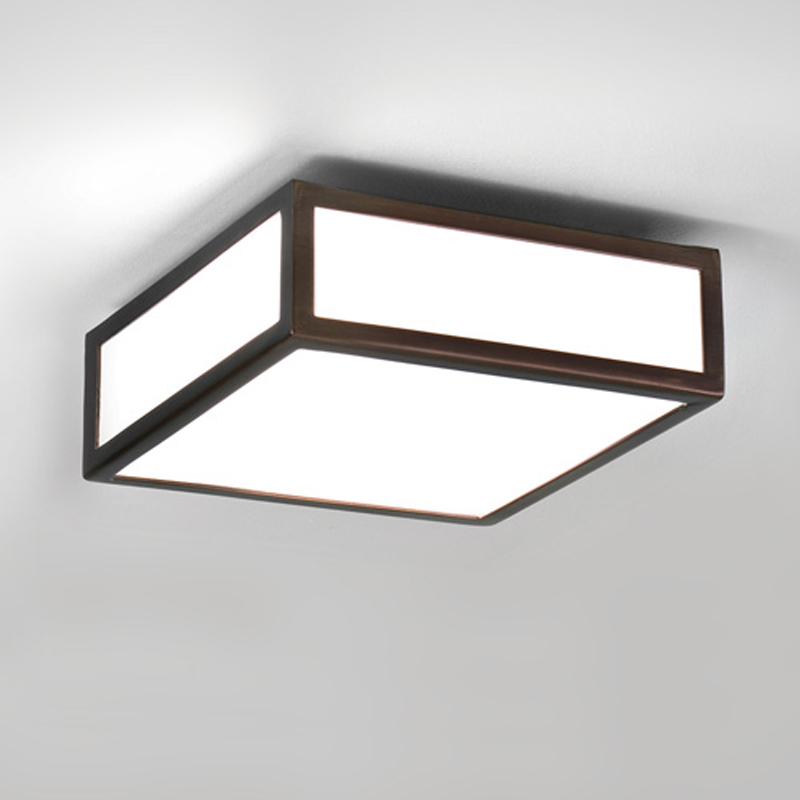 Bathroom Lights From Ceiling square flush bathroom ceiling lights from easy lighting