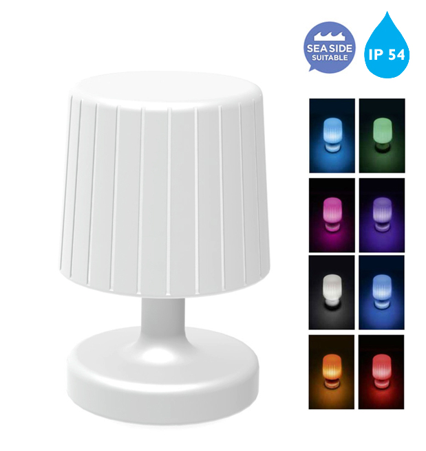 Leds c4 moonlight ip54 1w rgb remote controlled colour changing leds c4 moonlight ip54 1w rgb remote controlled colour changing led outdoor table lamp aloadofball Images