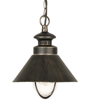 Fisherman pendant lights from easy lighting oaks lighting weatherby ip44 1 light ceiling pendant light black brushed gold aloadofball Gallery