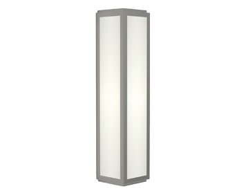 Astro Mashiko 360 Bathroom Wall Light, Matt Nickel Finish - 1121065