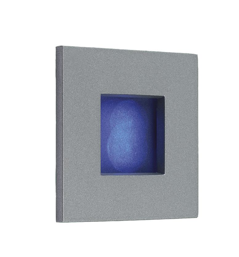Led Wall Lights Indoor Uk: Firstlight Indoor LED Wall & Step Light, Aluminium With