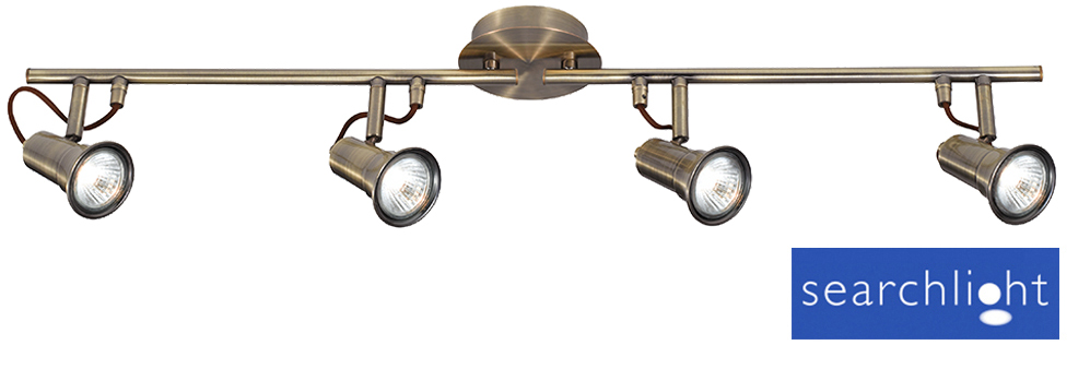 Searchlight eros 4 light bar spotlight antique brass 1224ab searchlight eros 4 light bar spotlight antique brass 1224ab mozeypictures Choice Image