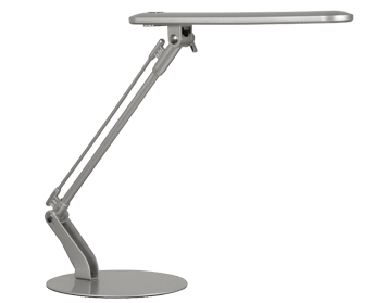 Oaks Lighting Broome LED Table Lamp, Silver - 1310 TL SI